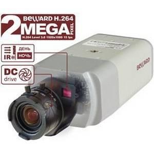 IP-камера корпусная BEWARD BD4330H
