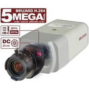 IP-камера корпусная BEWARD BD2570