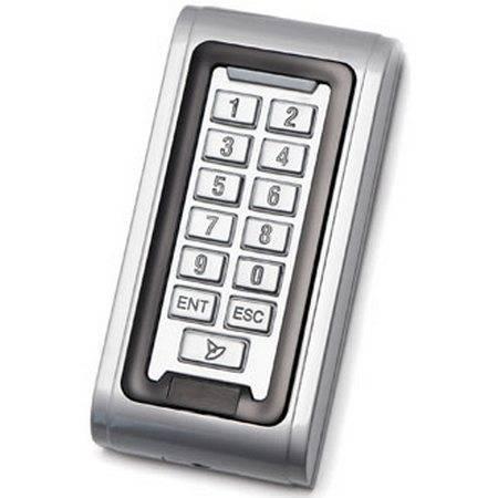 Считыватель IRON LOGIC Matrix IV EHT Keys Metal - Антиклон