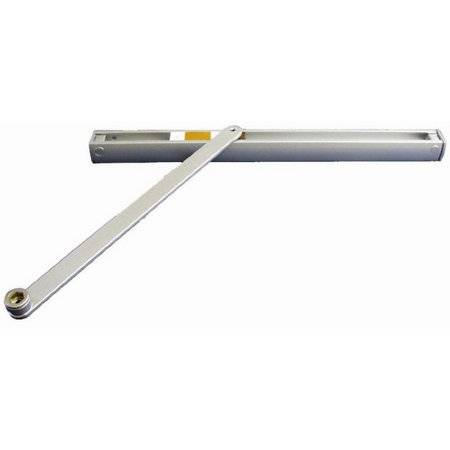 Скользящий канал GEZE TS 1500 серебро