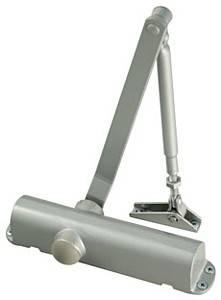 Доводчик TESA CT1000, цвет серебро