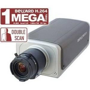 IP-камера корпусная BEWARD B1720