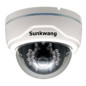Видеокамера купольная SUNKWANG SK-DC80IR/MS19AIP (2.8-12)