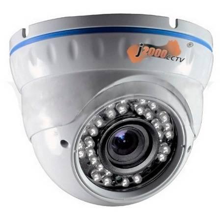 AHD видеокамера антивандальная J2000-A13Dmi30 (2,8-12)