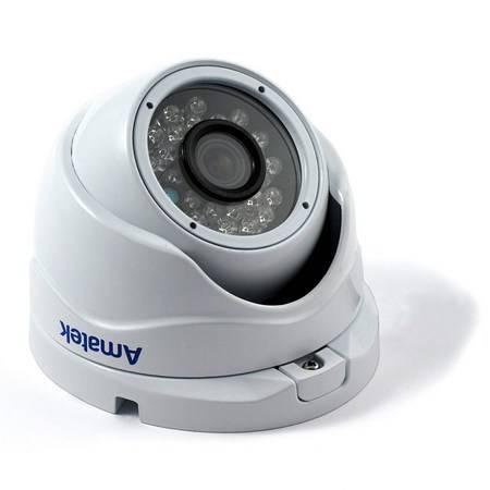 AHD видеокамера антивандальная AMATEK AC-HDV132(2,8)