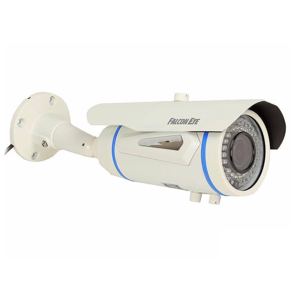 Видеокамера уличная FALCON EYE FE-IS720/40MLN IMAX белая