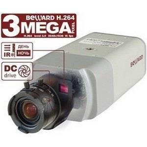 IP-камера корпусная BEWARD BD3570