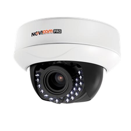 HD-TVI видеокамера купольная NOVICAM PRO TС27