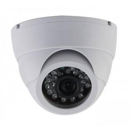 AHD видеокамера антивандальная J2000-AHD10Dvi20W (3,6)