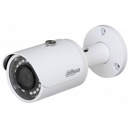 HD-CVI видеокамера купольная DAHUA HAC-HFW1000S-0360B-S3
