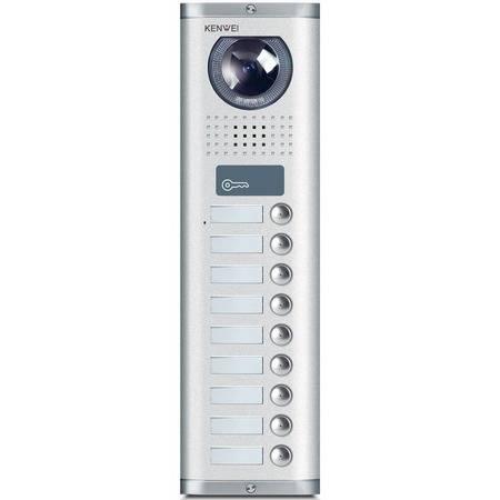Дополнительный блок кнопок KENWEI KW-138TV-10B