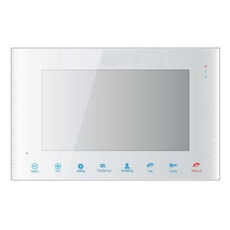 Монитор видеодомофона RVi-VD10-11 (белый)