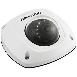 IP-видеокамера купольная HIKVISION DS-2CD2512F-IS
