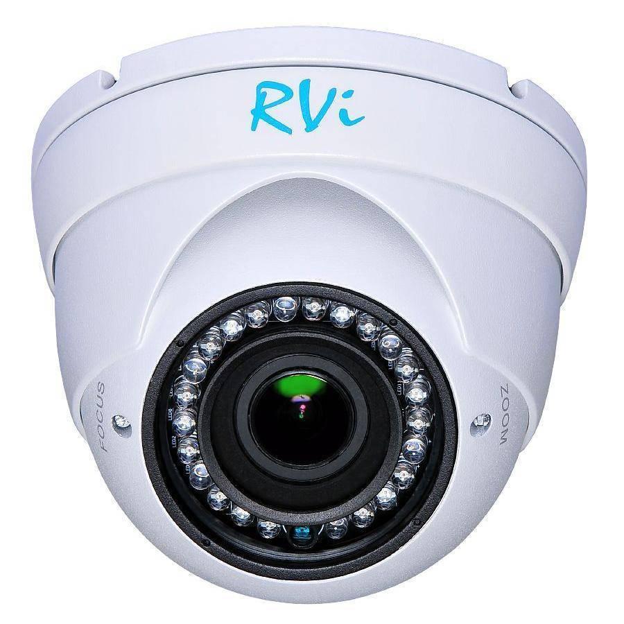 HD-CVI видеокамера антивандальная RVi-HDC311VB-C (2.7-12 мм)