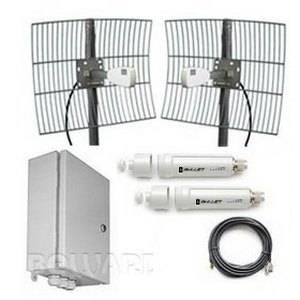 Комплект передачи IP видео BEWARD BR-20-8