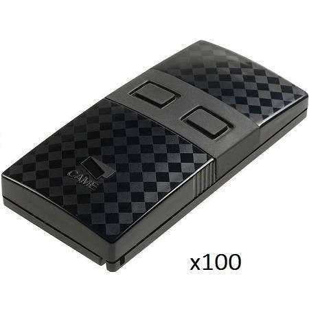 Брелок-передатчик CAME TWIN 2 упаковка 100 шт.
