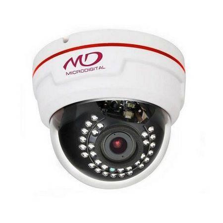 IP-видеокамера купольная MICRODIGITAL MDC-L7090VTD-30
