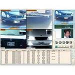 Модуль распознавания автомобильных номеров GEOVISION GV-LPROL-02