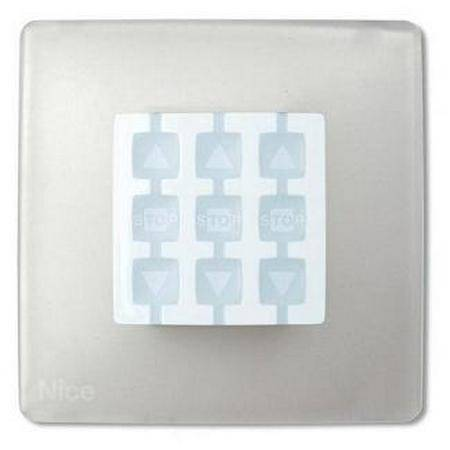 Корпус Opla, квадратный прозрачный NICE WST