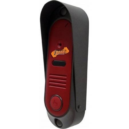 Вызывная панель J2000-DF-Алина (красный цвет)