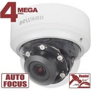 IP видеокамера купольная BEWARD BD4680DVZ