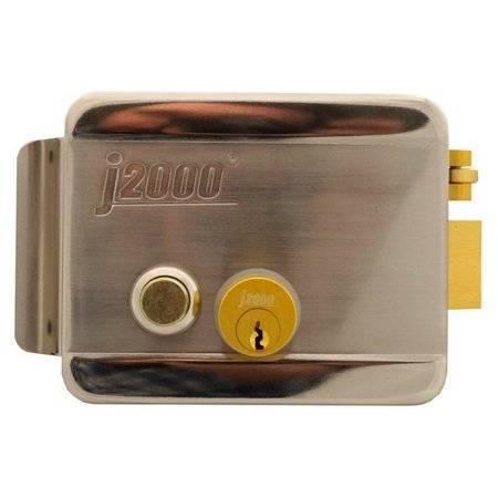 Замок электромеханический накладной J2000-Lock-EM02CS
