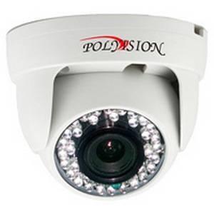 AHD видеокамера купольная POLYVISION PD1-A2-B3.6 v.2.3.2