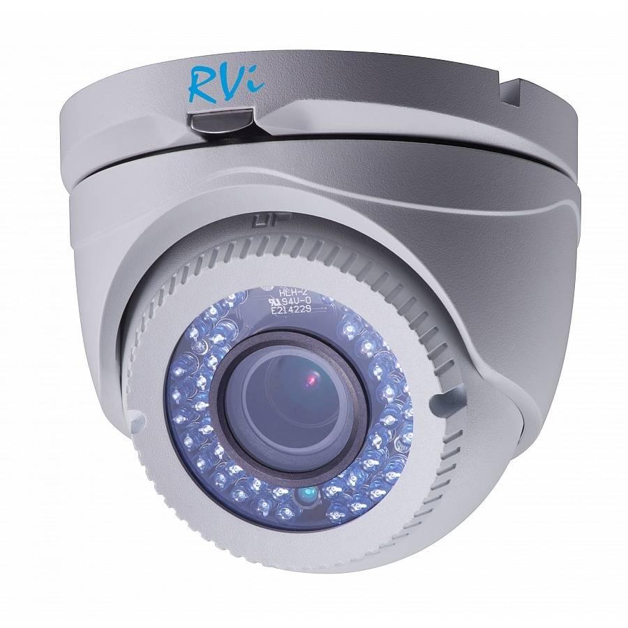 HD-TVI видеокамера антивандальная RVi-HDC321VB-T (2.8-12 мм)