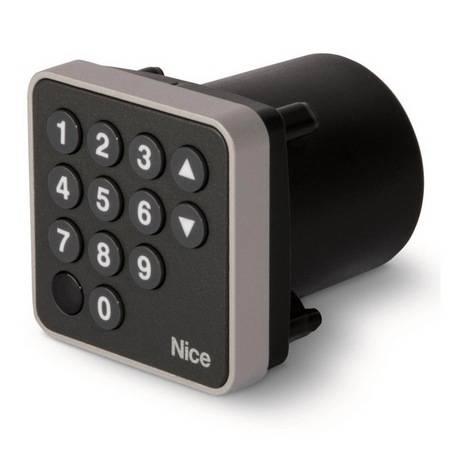 Цифровой переключатель для скрытой установки BlueBus NICE EDSIB
