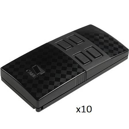Брелок-передатчик CAME TWIN 4 упаковка 10 шт.
