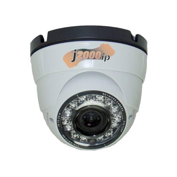 IP-камера купольная J2000IP-DWV312-Ir3-PDN
