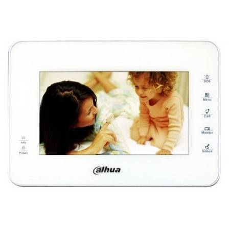 IP монитор видеодомофона DAHUA DHI-VTH1560BW