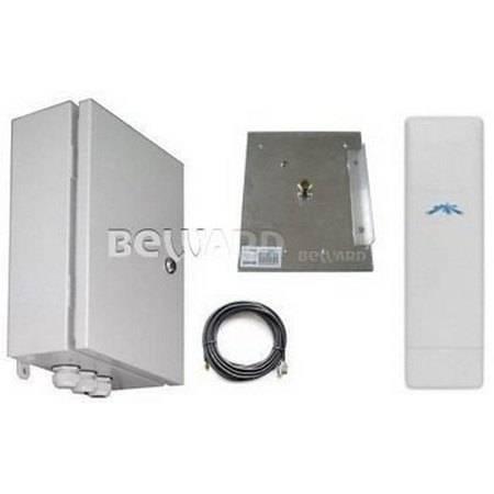 Комплект передачи IP видео BEWARD BR-005-8