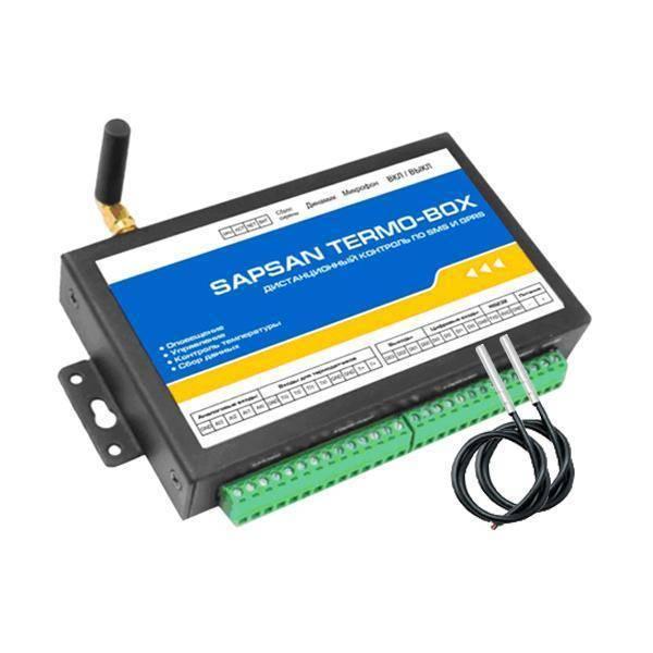 GSM-сигнализация Sapsan TERMO-BOX