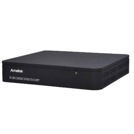 Видеорегистратор 8-канальный гибридный AMATEK AR-H81LN