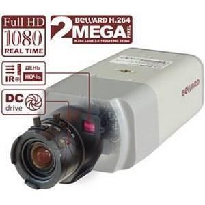 IP-камера корпусная BEWARD BD3370