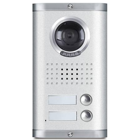 Блок вызова видеодомофона KENWEI KW-1380MC-2В-420TVL