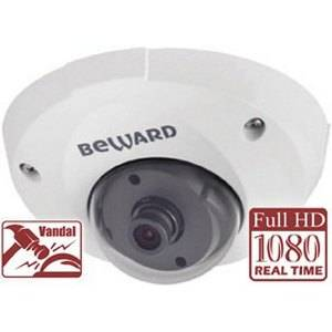 IP видеокамера купольная BEWARD B2710DM