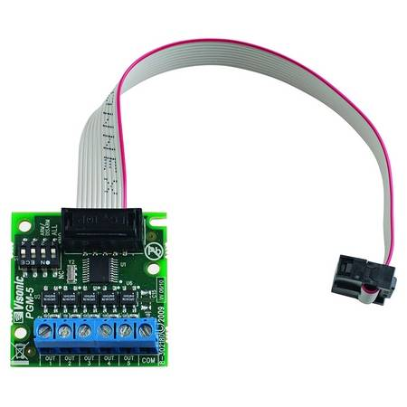Релейный модуль VISONIC PGM 5 PowerMax Express