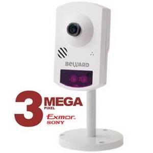 IP видеокамера миниатюрная BEWARD BD35C