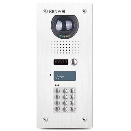 Блок вызова видеодомофона KENWEI KW-137EFC-512