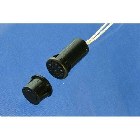 Магнитоконтактный датчик для металлических дверей скрытой установки БАРЬЕР-5 ИО 102-44 исп.5