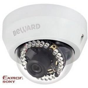 IP видеокамера купольная BEWARD BD3570DR