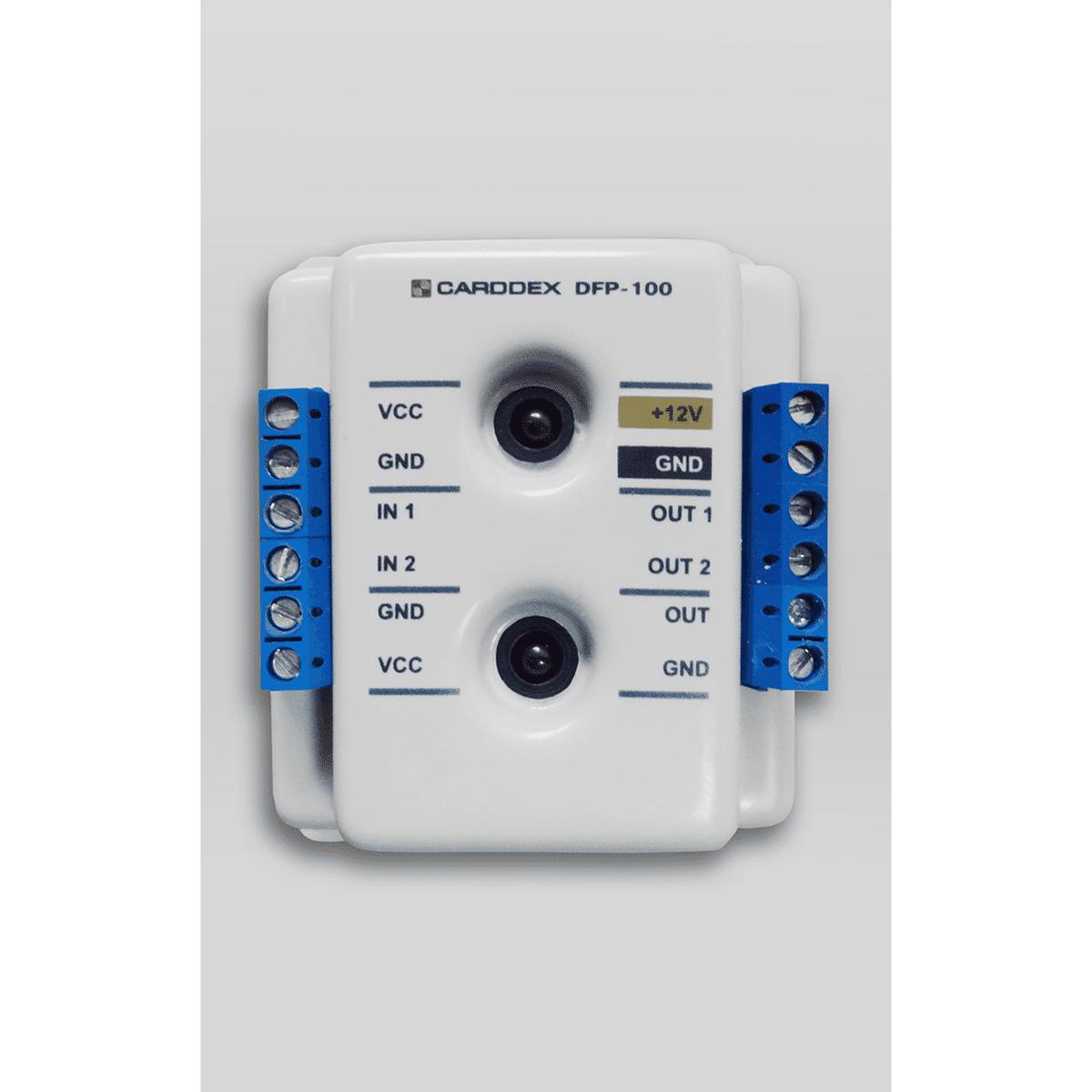 Контроллер обработки датчиков CARDDEX DFP 100