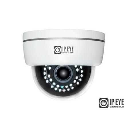 IP-видеокамера купольная IPEYE-D1.3-SPR-2.8-12-01