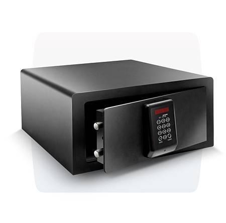 Сейф INHOVA с кодовой панелью и цифровым дисплеем