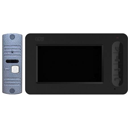 Комплект видеодомофона CTV-DP400 B
