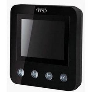 Монитор видеодомофона KW-E401FC черный