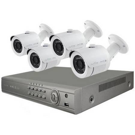 Комплект видеонаблюдения Дача Плюс IVUE 5108-CK20-1099ICR