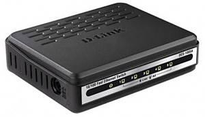 Коммутатор D-Link DGS-1005A/C1A